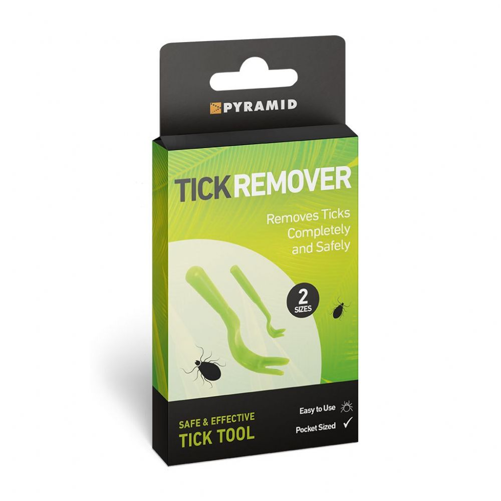 Tick Remover for the safe removal of ticks from your skin or your pet